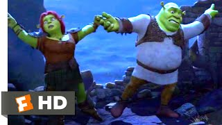 Shrek Forever After (2010) - Musical Ambush Scene (8/10) | Movieclips