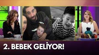 Arda Turan ikinci kez baba oluyor! - ÖZEL HABER