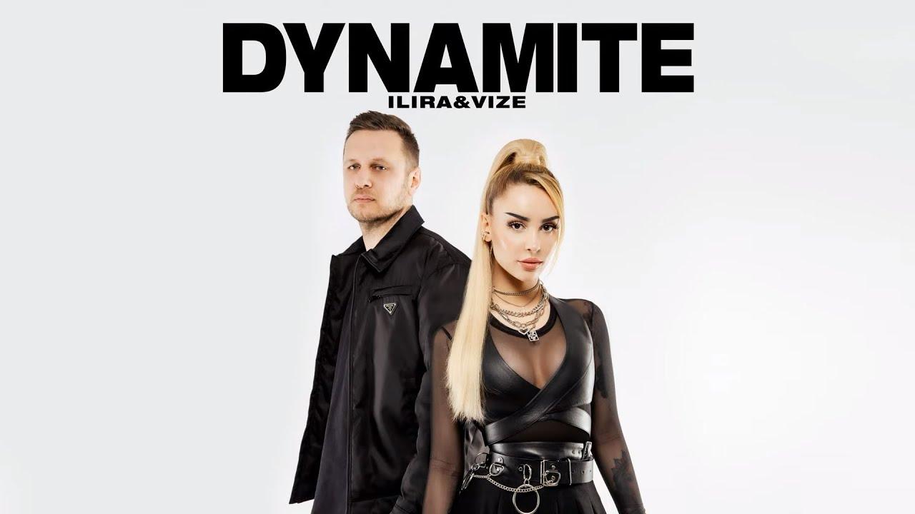 ILIRA & VIZE- Dynamite (Official Audio)