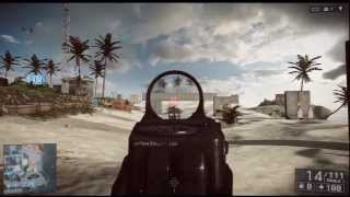 Battlefield 4 - Test Range