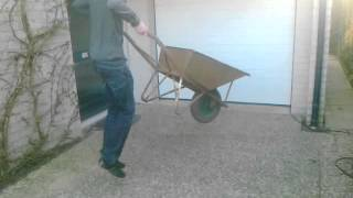 Wheelbarrow Hopping