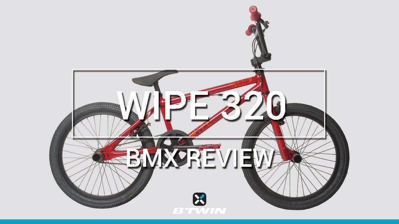 velo bmx wipe 500
