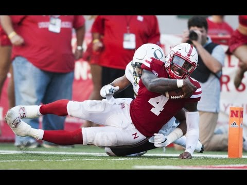 Nebraska vs Oregon 2016