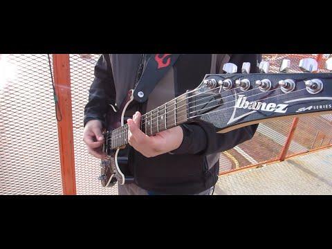 logan | eidos (guitar playthrough) (djent / progressive)