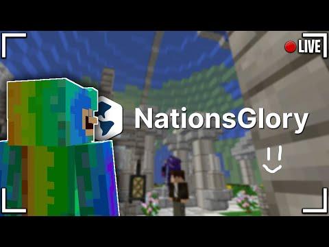 🔴 LIVE CHILL ( build du projet RM V2 ) #NationsGlory 🔴