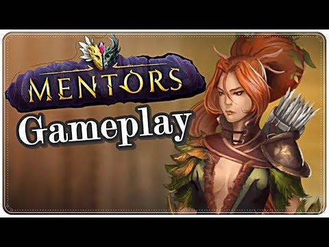 Mentors: Turn Based RPG Strategy | Android APK & IOS Gameplay