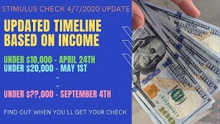 $1200 stimulus check - updated payment timelinesofi invest (free $75): https://bit.ly/2xbsbhzwebull (2 free stocks): https://bit.ly/2jfio51travel hacking cou...