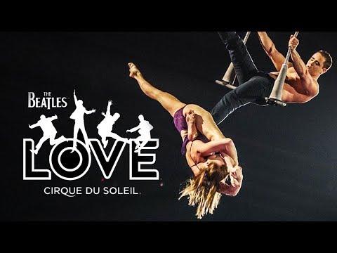 Life's Brighter, Bolder, Bigger With... Beatles LOVE | OFFICIAL 2018 SHOW TRAILER | Cirque Du Soleil