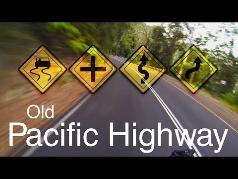 A Tour of the (Old) Pacific Highway