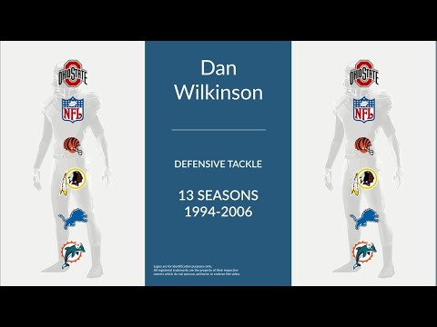 Dan Wilkinson: Football Defensive Tackle