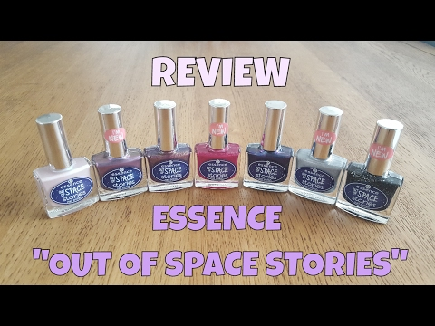 "Essence ""Out of Space Stories"" REVIEW"