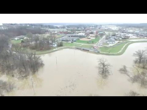 St. Louis (Valley Park) Missouri Flooding 12/30/2015 (Part I)