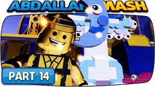 The LEGO Movie 2 Videogame - Part 14: Systarian Jungle 100%! (All Master Pieces)