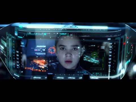 Second Trailer for Ender's Game (Orson Scott Card)