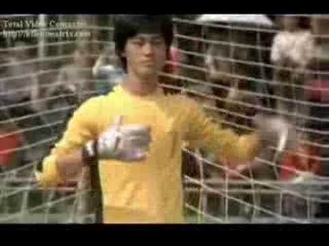 Futbol Matrix ( shao-lin soccer  )
