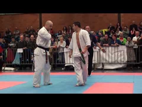 Belgian Kyokushinkai Championship 2014, Artur Gevyan (Belgium)