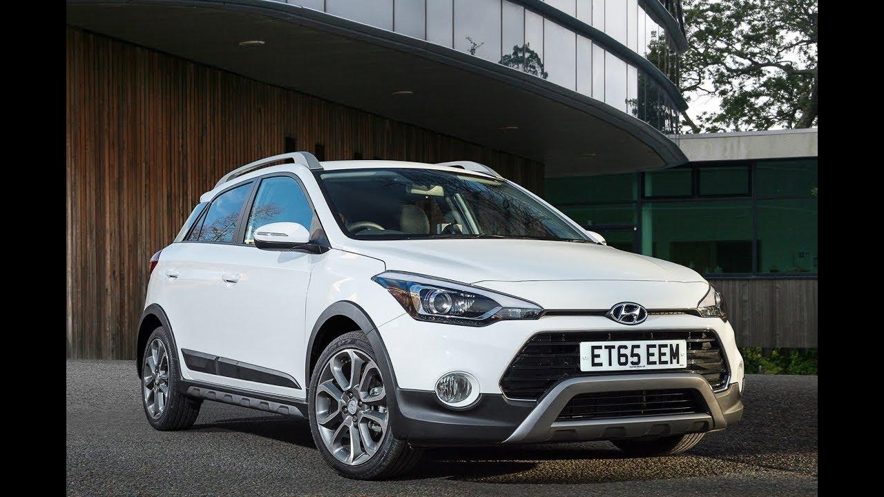 Hyundai i20 Active 2017 Car Review - YouTube