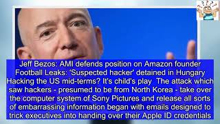 Was Jeff Bezos the weak link in cyber-security?