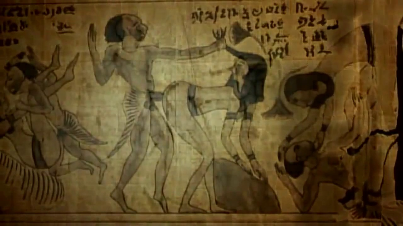 Ancient egypt term for sex