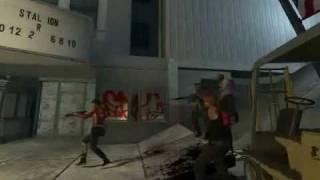 Left 4 Dead - Death Toll - The Town Machinima
