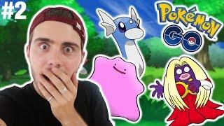 LOOK WHO WE FOUND   Pokemon Go #2