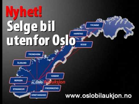 Oslo Bilauksjon radio spot