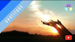 Healing Guided Meditation | Deep Gratitude & Relaxation For The Soul [IN ONENESS & HAPPINESS ] 💙