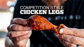 Green Mountain Grills Competition BBQ | Chicken Legs