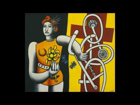 Museum of Modern Art - Paintings HD Online Gallery - with Omykron Meditation Music