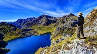 Routeburn Track, Great Walk 7 of 9 - Living a Kiwi Life - Ep. 30