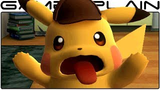 Detective Pikachu - All Pika Prompts (Spoilers)