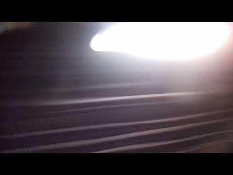 """81-717.5А/714.5А """"Ретропоезд Сокольники"""" сообщением """"Бульвар Рокоссовского-Коммунарка""""."""