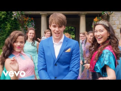 "Descendants Cast - Be Our Guest (From ""Descendants"")"