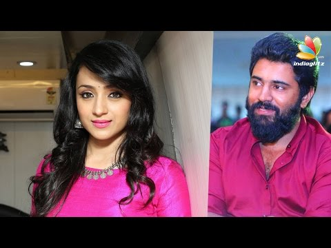 Trisha teams up with Nivin Pauly for the first time | Latest Malayalam Cinema News