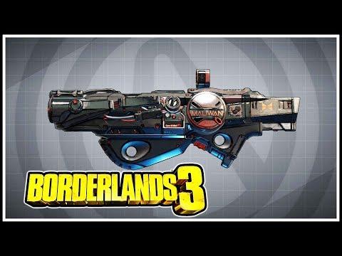 Mind-Killer Borderlands 3 Legendary Showcase