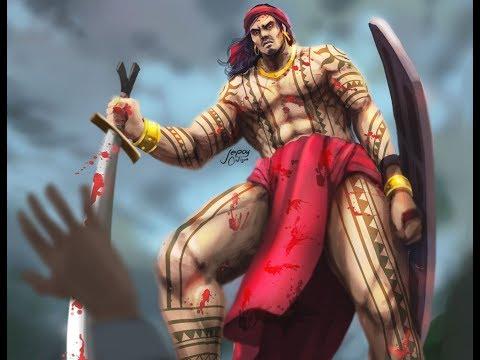 Mobile  legends: Lapu-Lapu ruler of Mactan in Visayas