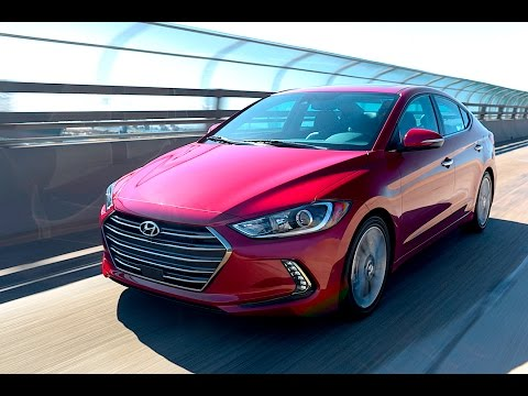 2017 Hyundai Elantra FIRST DRIVE REVIEW 2 of 2
