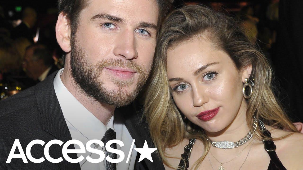 Miley Cyrus Slams Liam Hemsworth Breakup Rumors On 10-Year Anniversary | Access