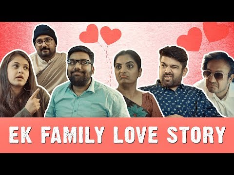 Ek Family Love Story | The Comedy Factory