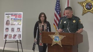Sarasota sheriff announces CARES Act fraud arrests