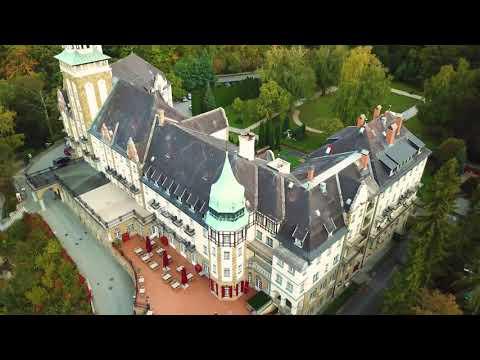 Lillafured - Palace Hotel - 4K