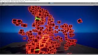 Unity shader graph voronoi changing eye