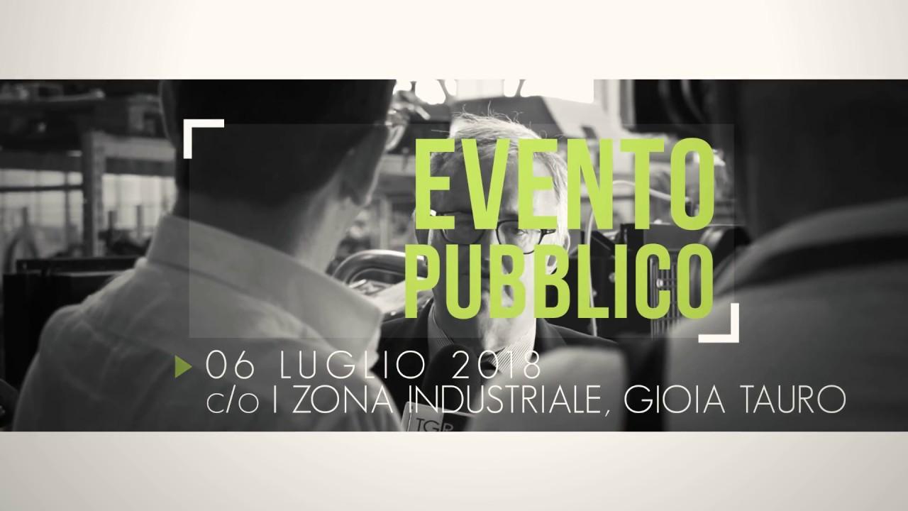 VideoStorytelling - DE MASI AL SUD evento pubblico