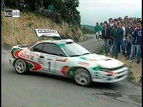 rallye tour de corse 1994 rallyp dia youtube. Black Bedroom Furniture Sets. Home Design Ideas