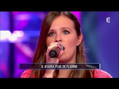 Bastien chante à NPLP ~ Roch Voisine ~ Daniel Balavoine ~ Rita Mitsouko ~ -M- ~