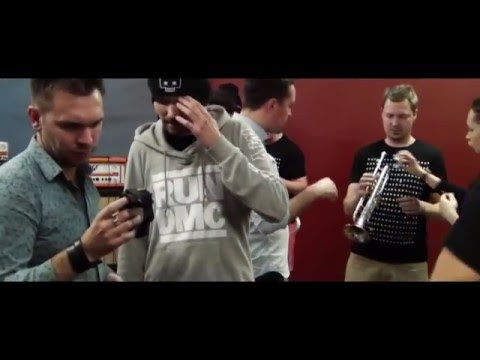Noize MC - U! (Making of Official Video)