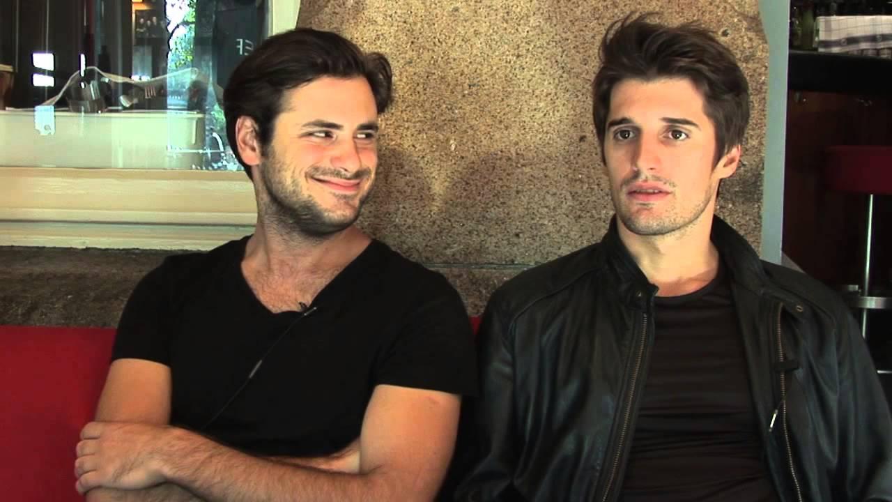 2Cellos interview (part 1)