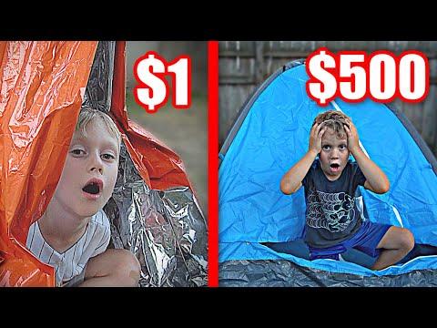 $1 vs $500
