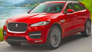 Jaguar F Pace Review Jaguar SUV Review 2016 Jaguar SUV Commercial CARJAM TV HD