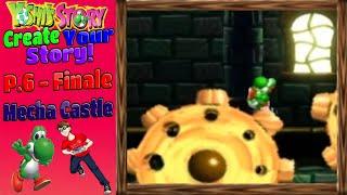 Yoshi ' s Story Erstellen Sie Ihre Geschichte - S. 6 - Finale (Mecha-Burg)